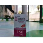 ПРОТИВОГРИБКОВЫЙ ПРЕПАРАТ BIOZOLE (Fluconazole 150 mg). УПАКОВКА 3 КАПСУЛЫ.