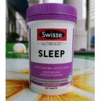 ВИТАМИНЫ  ОТ БЕССОНИЦЫ ULTIBOOST SLEEP SWISSE