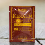КЕРАТИНОВАЯ ВОССТАНАВЛИВАЮЩАЯ МАСКА ДЛЯ ВОЛОС CRUSET KERATIN COMPLEX. 10 ML