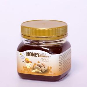 ИМБИРНЫЙ МЕД 100 % НАТУРАЛЬНЫЙ FORA BEE, 250 г